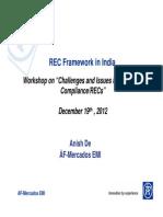 Session-3_Anish De_REC Framework in India