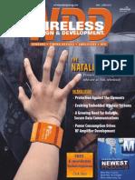 Wireless Design & Development - May-June 2013