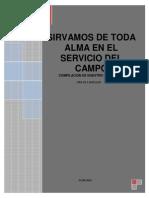 Serie de Articulos Sirva de Toda Alma en El Ministerio Del Campo