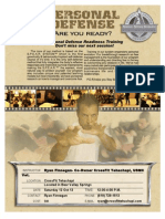 PDR Course 12 Oct 12-4 PM