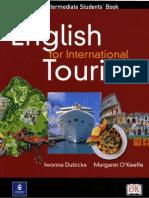 25050924 English for International Tourism Pre Intermediate Class
