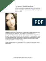 Halftone Effect in GIMP