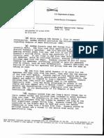 FBI Interview With Saddam