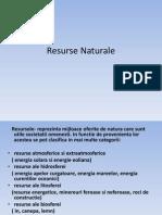 Resurse Naturale