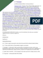 LEI DE REMUNERAÇÃO DA PMBA Nº 3803