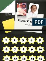 FIDEL V RAMOS.pptx