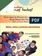 Ruta Para La Desercion Escolar