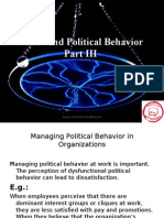 Report_ Power and Political Behavior (Part III)