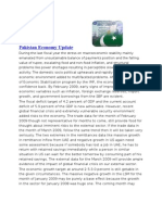 Pakistan Economy Update