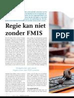 Regie kan niet zonder FMIS