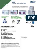 Q2 2013 Lab Promo Card