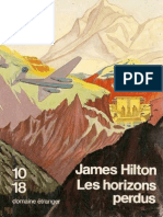 Les Horizons Perdus de Hilton James