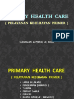 layanan kesehatan primer