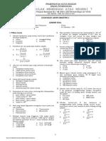 [Www.banksoal.web.Id] Soal Ujian Semester II SMA Kelas XI IPA - Fisika