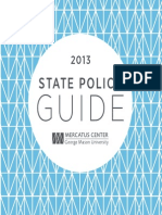 Mercatus Center State Policy Guide