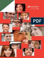 Relatório Anual 2012 Santander