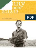 Sonnentor Catalogue 2012-13