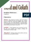 Book Report David&GOLIATH