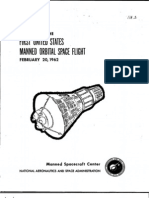 NASA Mercury-Atlas 6 - Friendship 7 Mission Report