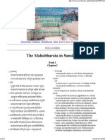 The Mahabharata in Sanskrit..2