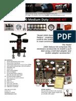 DELUXE Kit Leaflet