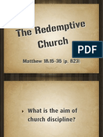 The Redemptive Church