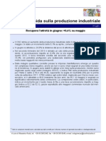 Commento CSC Produzione Industriale_10Lug2013