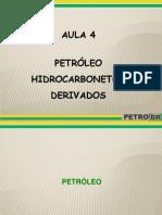 3a Aula - Petróleo - PETROBR