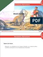 Socialismo Bolivariano 20-08-2007