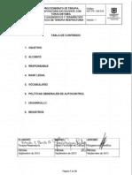ADT-PR-335-016 Procedimiento de Terapia Respiratoria en Pacientes con Toracostomia