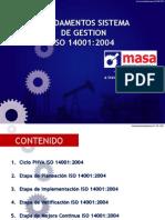Presentación ISO 14001