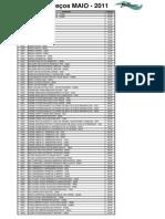 Bioderme Tabela Preco Maio