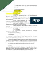 Tuo de la Ley del IGV e ISC-D.S. N° 055-99-EF