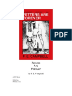 F.E. Campbell - Fetters Are Forever - HIT 180