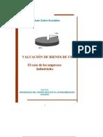 Libro 002 - Valuación de Bienes de Uso - El caso de las empresas industriales - Scarabino