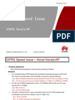 RCA GPRS Slow Speed Aircel