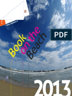 Book on the beach 2013 Report