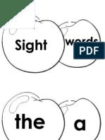 Sight Words(Ceri)