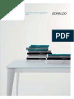 Bonaldo Catalogo Tavoli 2011 2