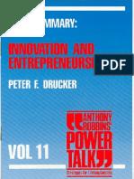 Innovation And Entrepreneurship (Peter Drucker).pdf
