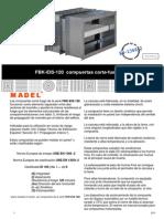 Cortafuegos Madel Fbk-eis-120 Es