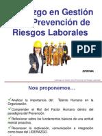 7. Liderazgo en Gestion PRL
