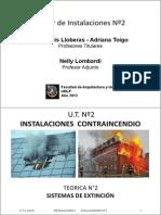 Teorica  INCENDIO N°2 (2013)