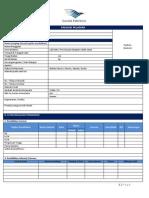 Form Aplikasi Baru - Ina