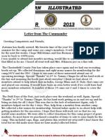 OCT13news. Robert E Lee Camp Newsletter