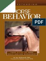 16- Understanding Horse Behavior