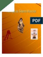 Aula 1 - Fisiologia da Contração Muscular