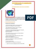 La sociedad de la información Javier Dominguez Cardenes