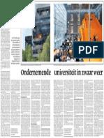TU Delft Waas in Zwaar Weer