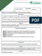 Portafolio de Actividades de Formacion UC-FD Enero 2013 Distribución Colombia, Distribución Venezuela, Detales Venezuela